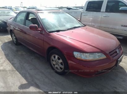 2002 HONDA ACCORD SDN EX/SE