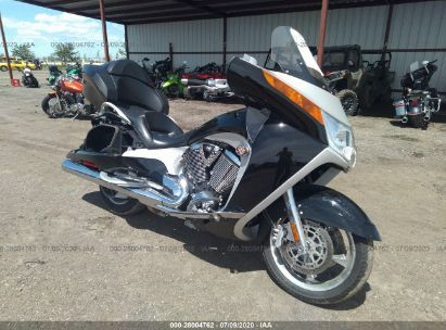 2009 VICTORY MOTORCYCLES VISION TOURING
