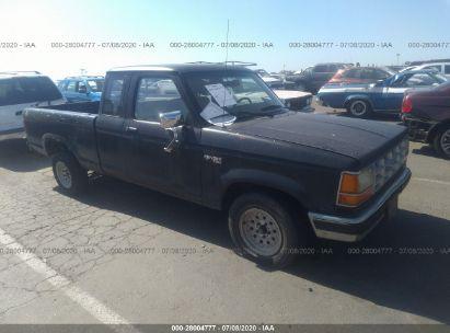 1990 FORD RANGER SUPER CAB