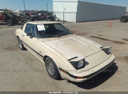1984 MAZDA RX7 12A
