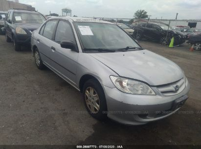2004 HONDA CIVIC DX VP