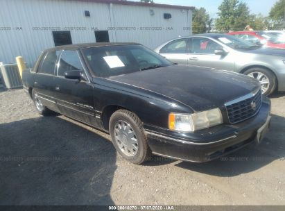 1999 CADILLAC CONCOURS CONCOURS