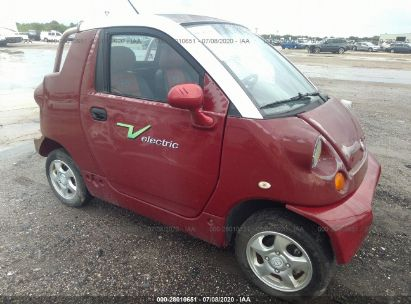 2013 - OTHER - EZONE CITY 2 ELECTRIC CAR