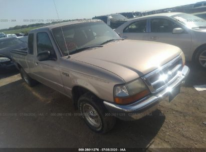 1998 FORD RANGER SUPER CAB