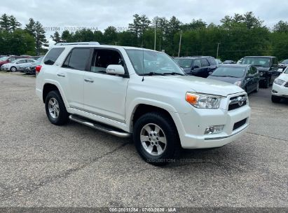 2011 TOYOTA 4RUNNER SR5/LIMITED/TRAIL