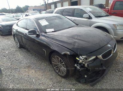 2015 BMW 428 I/GRAN COUPE