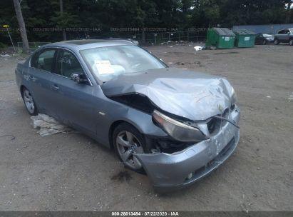 2004 BMW 5 SERIES/5-SERIES 530I