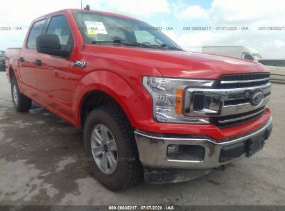 2019 FORD F150 SUPERCREW