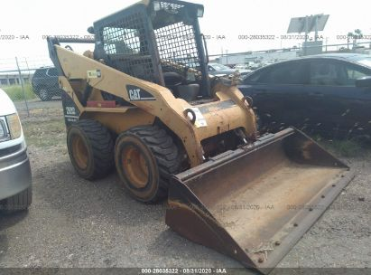 2006 CATERPILLAR 268B HIGH FLOW SKID