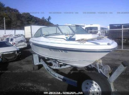 1989 SEA RAY BOAT