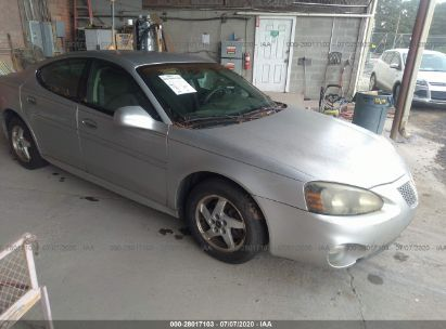 2004 PONTIAC GRAND PRIX GT