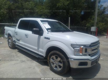 2020 FORD F150 SUPERCREW