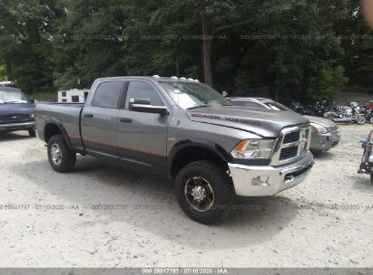 2010 DODGE RAM 2500 POWER WAGON