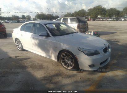 2010 BMW 5 SERIES I