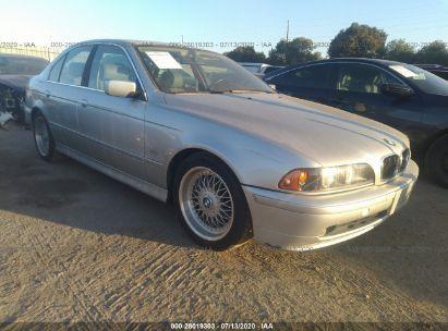 2001 BMW 5 SERIES I AUTOMATIC