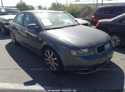 2005 AUDI A4 1.8T/1.8T SPECIAL