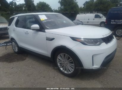 2018 LAND ROVER DISCOVERY FIRST EDITION