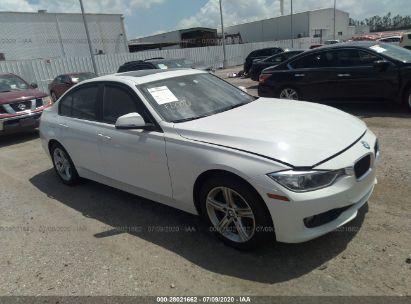 2013 BMW 3 SERIES I SULEV