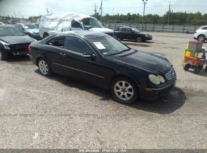 2003 MERCEDES-BENZ CLK 320C