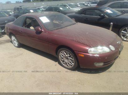 1996 LEXUS SC 300