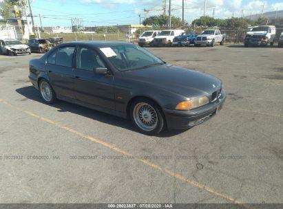 2000 BMW 528 I AUTOMATIC