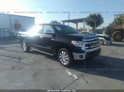 2017 TOYOTA TUNDRA 2WD DOUBLE CAB LIMITED