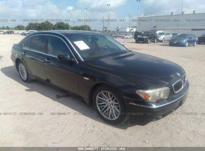 2005 BMW 745 LI