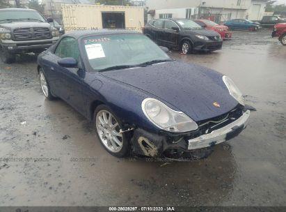 2001 PORSCHE 911 CARRERA CARRERA 2/CARRERA 4