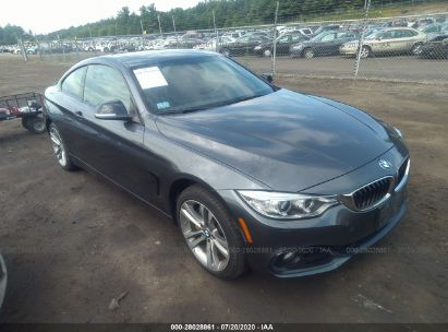 2014 BMW 4 SERIES XI