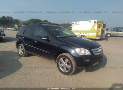 2006 MERCEDES-BENZ ML 500