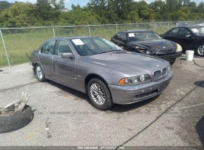 2001 BMW 5 SERIES 530IA