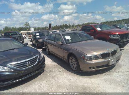 2006 BMW 7 SERIES LI