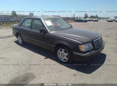 1995 MERCEDES-BENZ E 420 BASE/420 SPECIAL