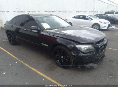 2011 BMW 750 750I/ALPINA B7 SWB