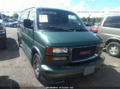 1998 GMC SAVANA RV G1500