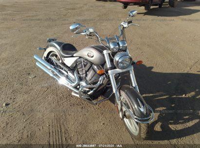 2006 VICTORY MOTORCYCLES KINGPIN