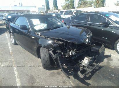 2010 BMW 1 SERIES I