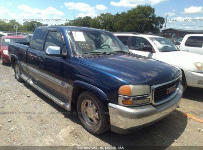 2002 GMC SIERRA 1500 C1500