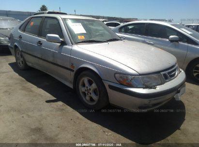 2000 SAAB 9-3 SE
