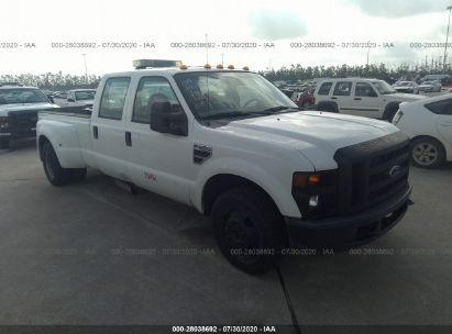 2009 FORD SUPER DUTY F-350 DRW XL/XLT/LARIAT/KING RANCH