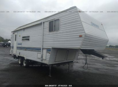 2000 FOREST RIVER CHEROKEE FIFTH WHEEL