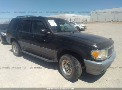 2000 MERCURY MOUNTAINEER
