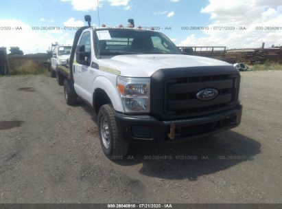 2014 FORD SUPER DUTY F-350 SRW XLT/XL