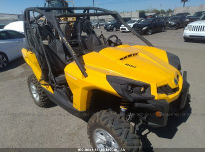 2015 CAN-AM COMMANDER 800R/800R DPS