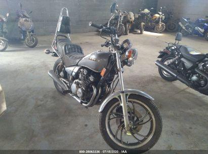 1982 YAMAHA XJ550