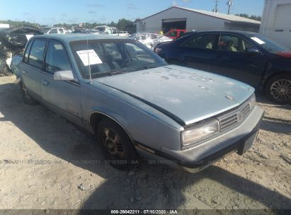 1988 OLDSMOBILE CUTLASS CALAIS SL