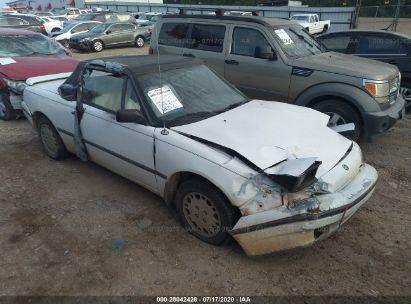 1991 MERCURY CAPRI XR2