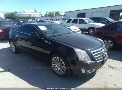 2014 CADILLAC CTS COUPE PERFORMANCE COLLECTION