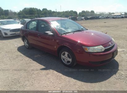 2004 SATURN ION LEVEL 1