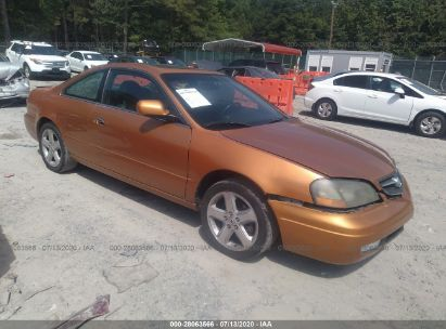 2001 ACURA 3.2CL TYPE-S